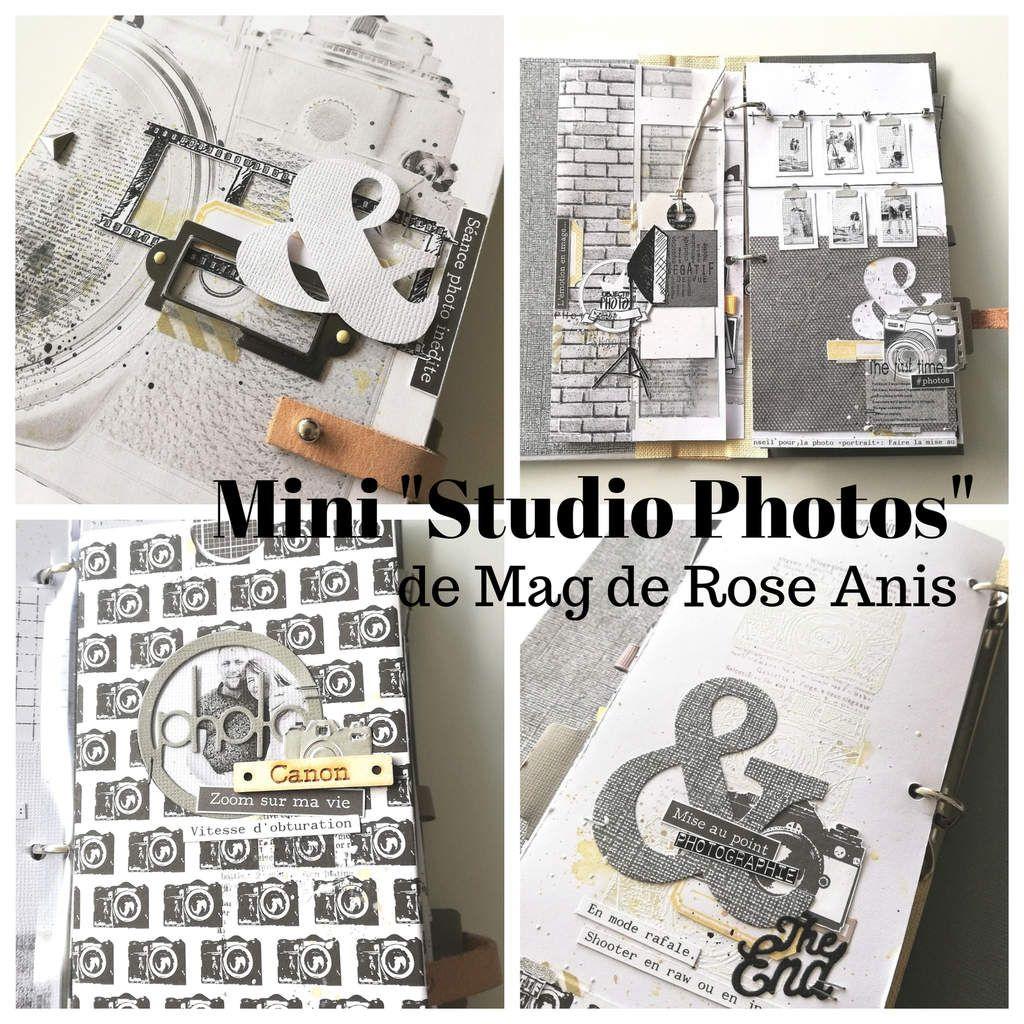 CROP Mag de Rose Anis J-7 ! Boutiques !