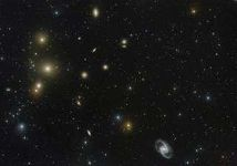 Groupe de galaxies Fourneau
