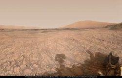 Le sol martien