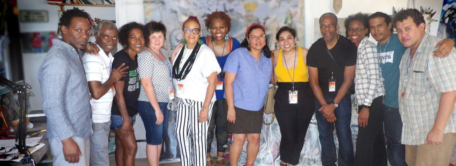 DVCAI Guadeloupe, 2020 /Diaspora Vibe Cultural Arts Incubator
