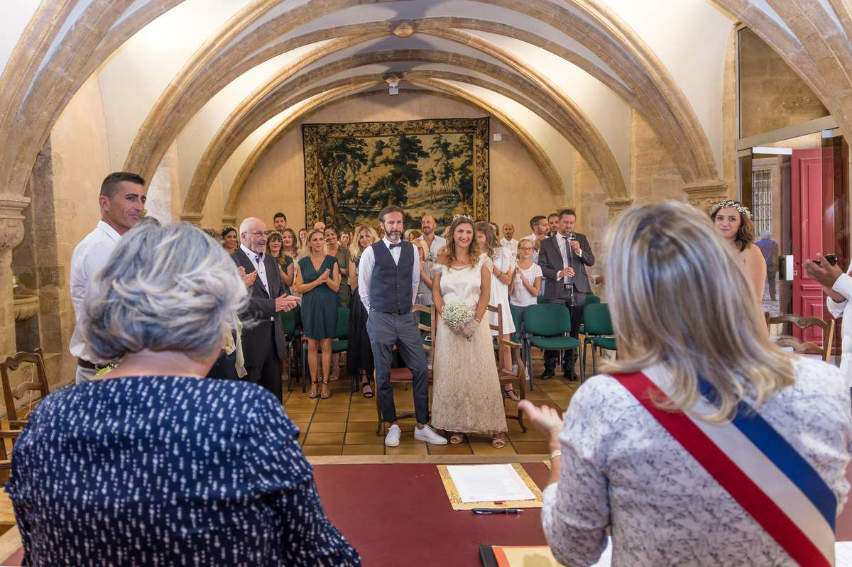 MARIAGE ANDREE ET GERALD