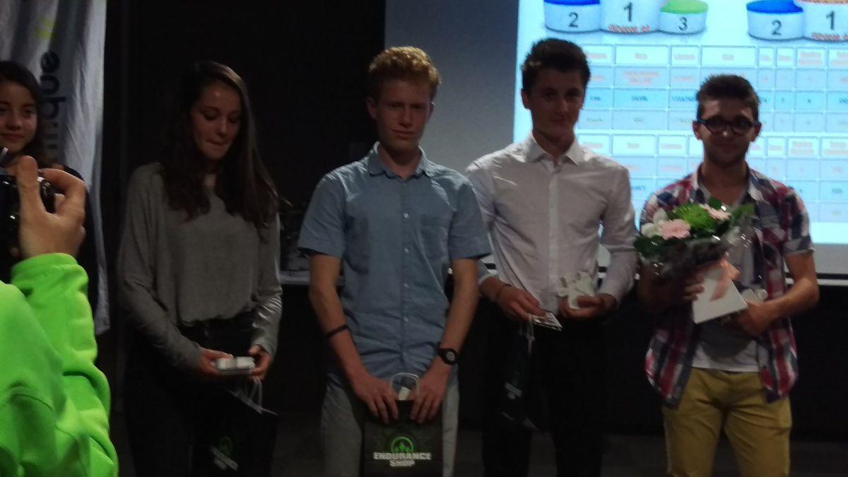 Trophées départementaux de course hors-stade : l'ACH récompensé !