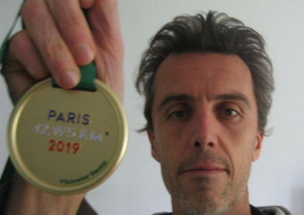 10000m à Pacé ou 42195m à Paris