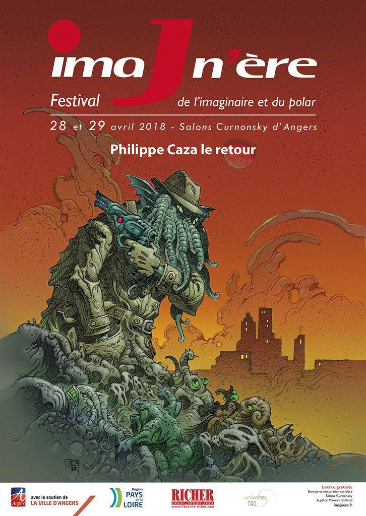 Festival ImaJ'nère 2018 (Angers)