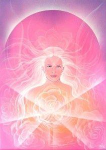 Le Rayon Rose de L'Amour Divin