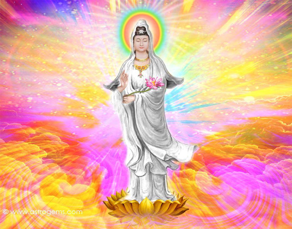 Transformation vibratoire - Guérison du Féminin Sacré (Kwan Yin)