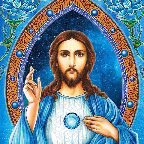 Message de Maître Jésus Sananda du 09/08/2017