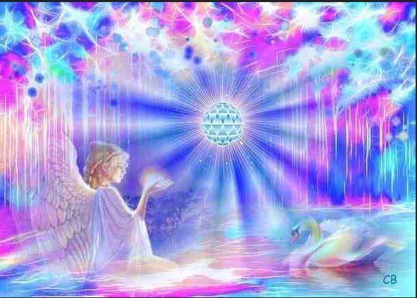 Soin de reconnexion des 12 espaces du coeur sacré