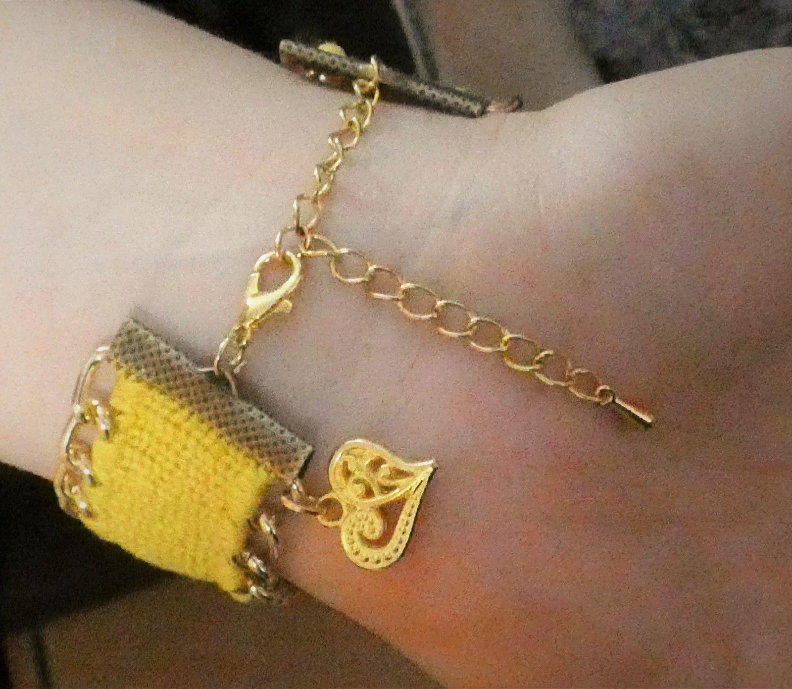 bracelet brésilien prénom