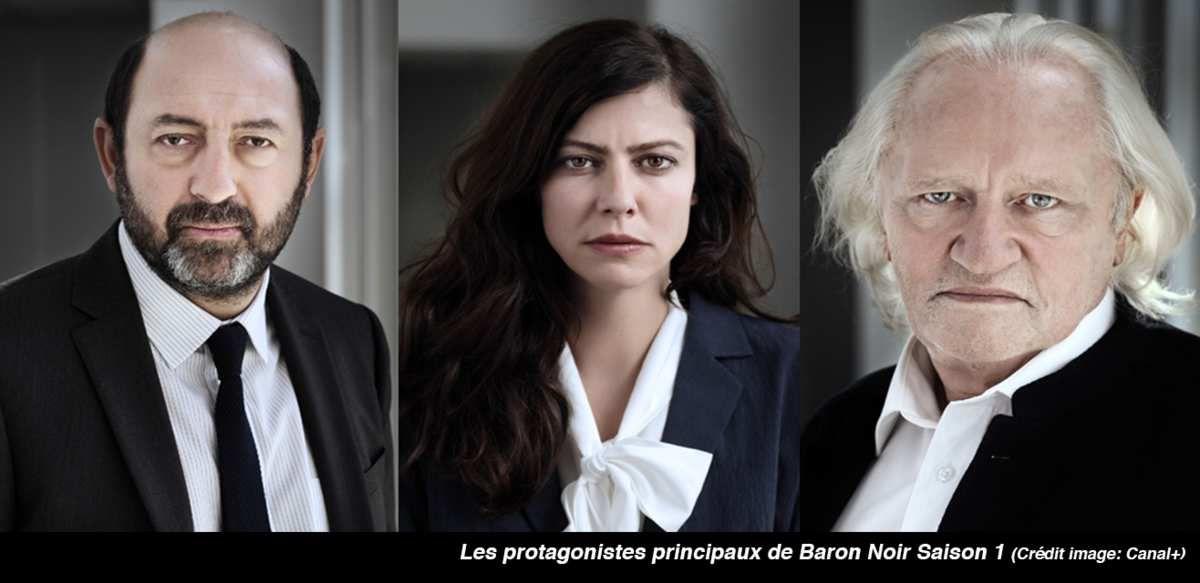 Baron Noir Saison 1 sur Canal+, enfin un «House of Cards» à la française