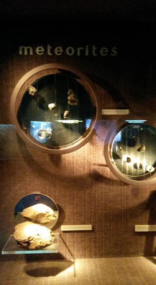 Visite au Palais de la découverte