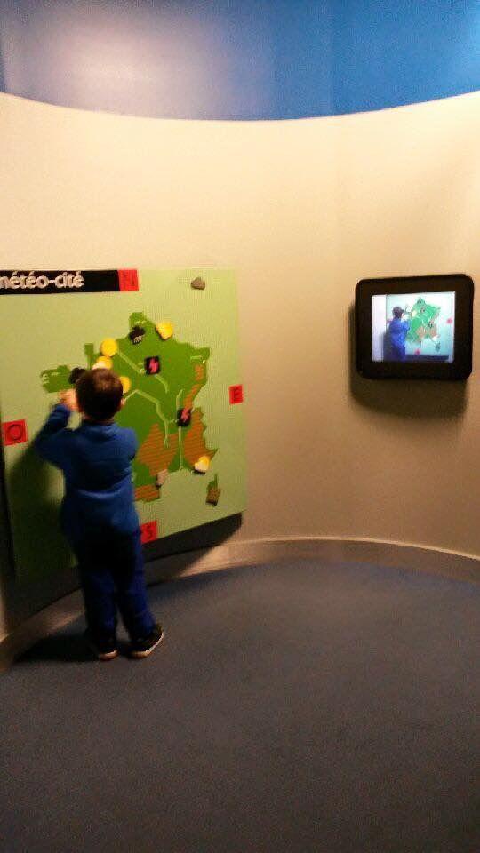 Cité des enfants à la cité des sciences et de l'industrie