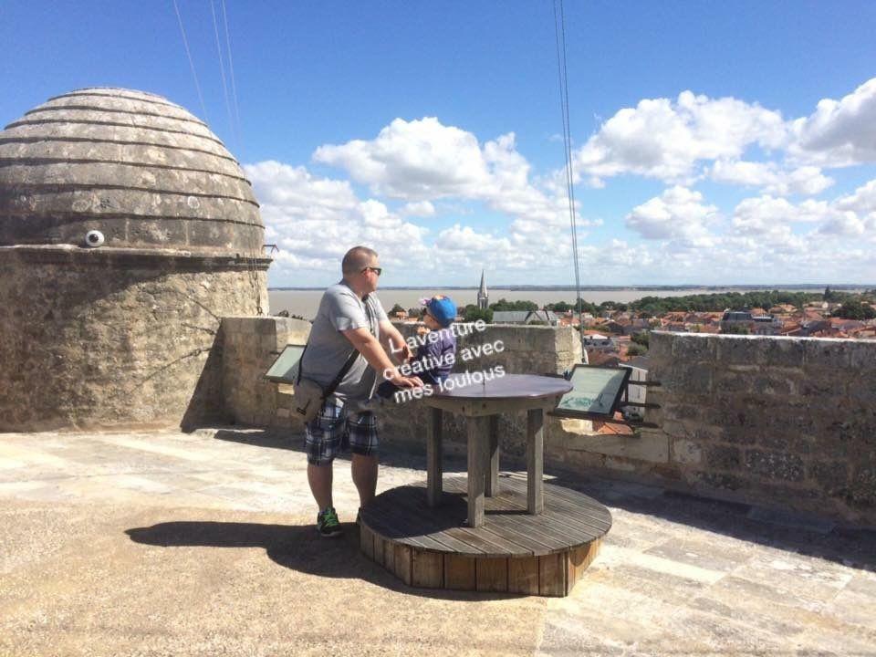 Le Fort Vauban à Fouras