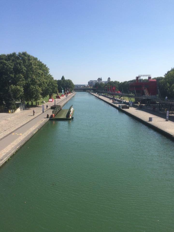 Parc de La Villette à Paris