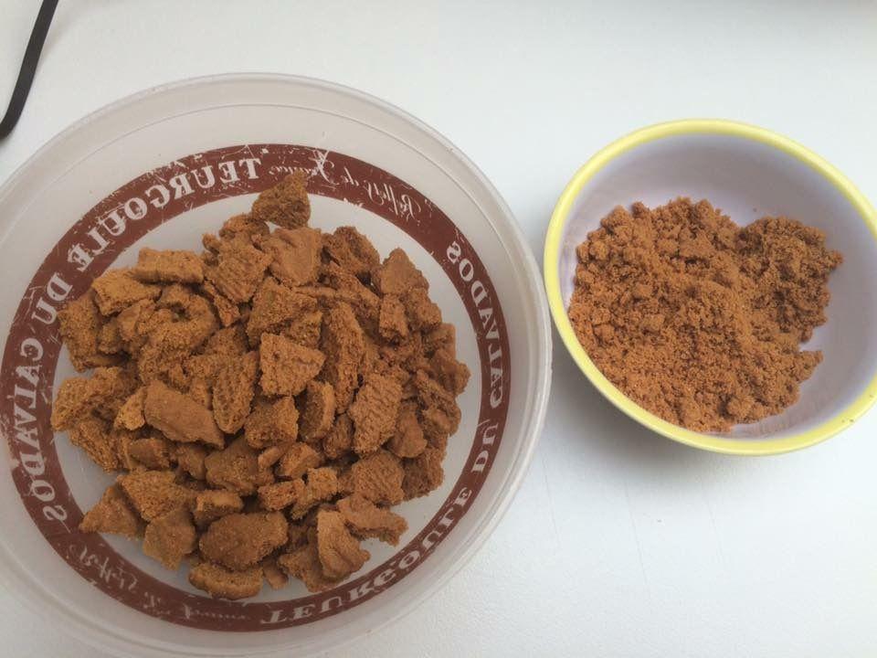 Tiramisu aux pommes caramélisées et Spéculos