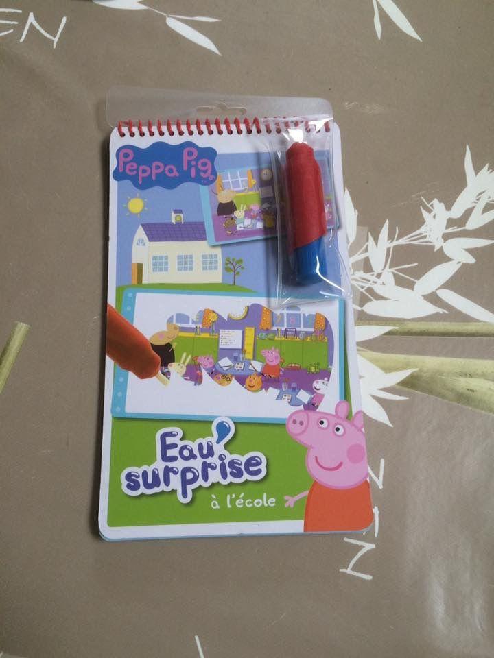 Coloriage magique Peppa Pig