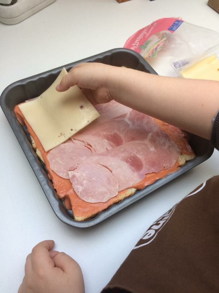 Croque-lasagne