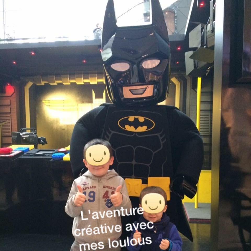 Légo Batman Centre commercial So Ouest (92)