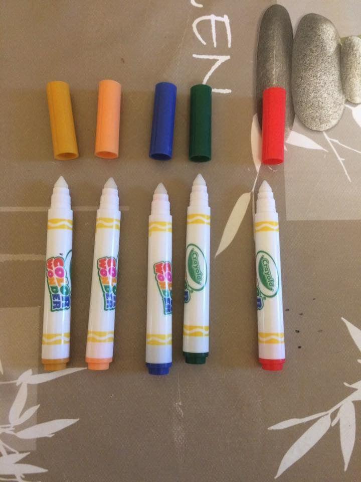 Coloriage magique sans tâche Cars de Crayola
