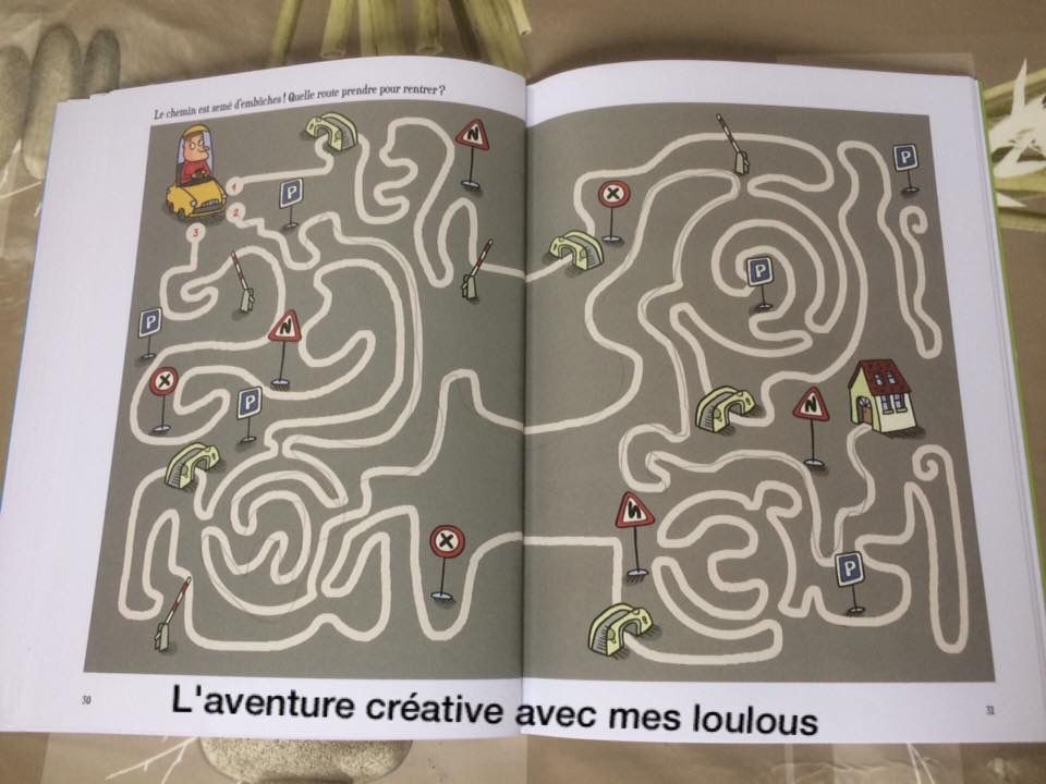 Labyrinthes Editions Lito