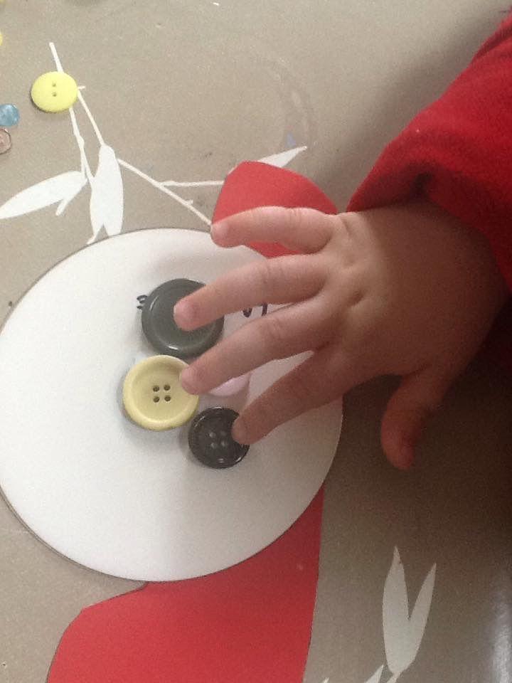 Escargots en boutons