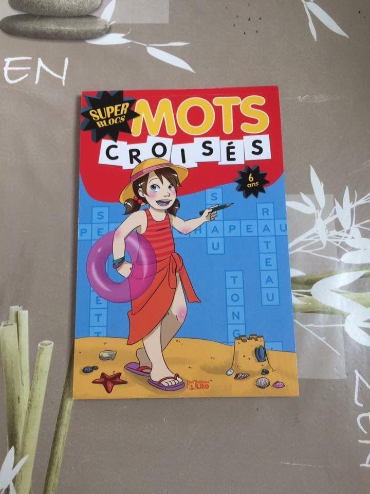 Mots croisés Editions Lito