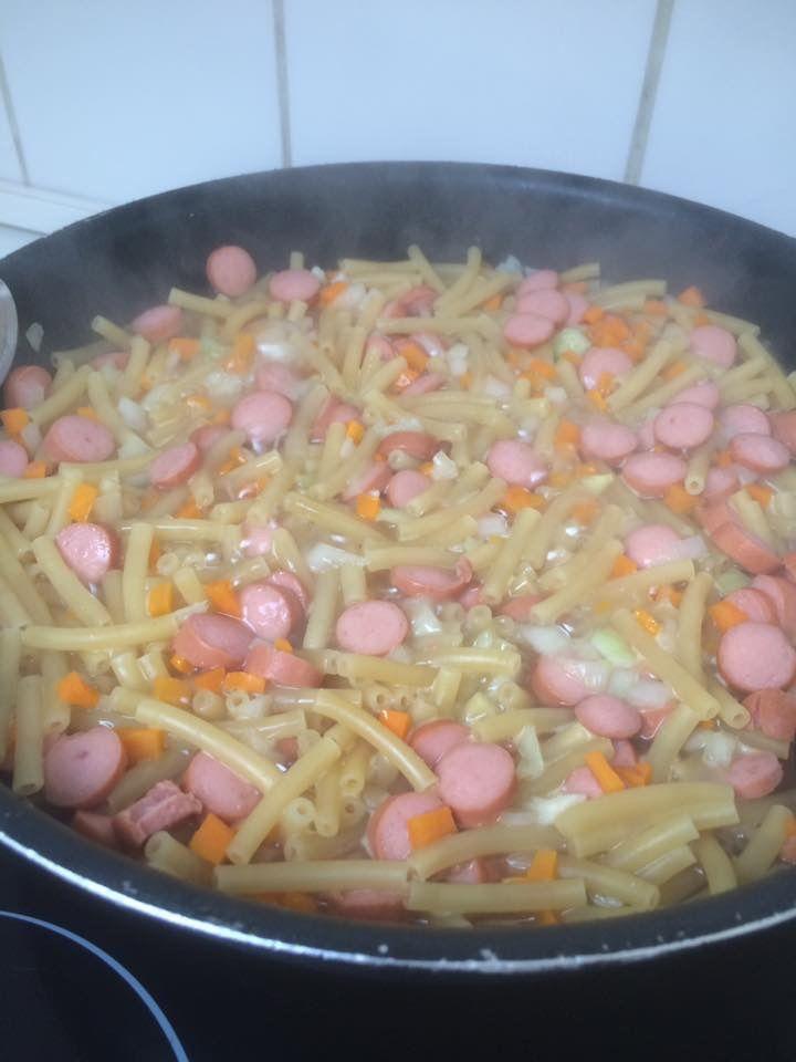 One pot pasta pour les enfants