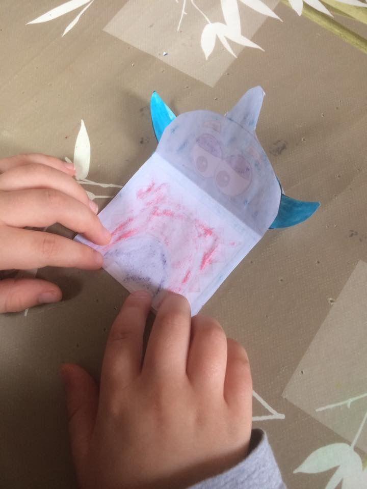 Marionnettes de requin
