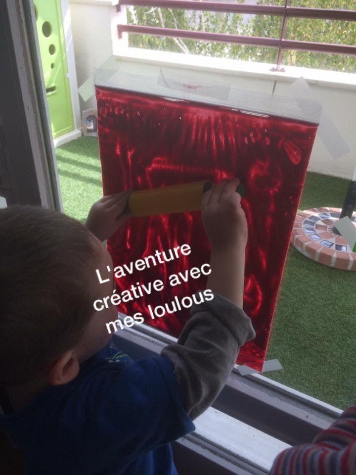 Peinture propre