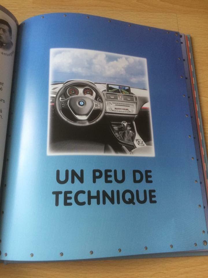 L'imagerie de l'automobile Fleurus