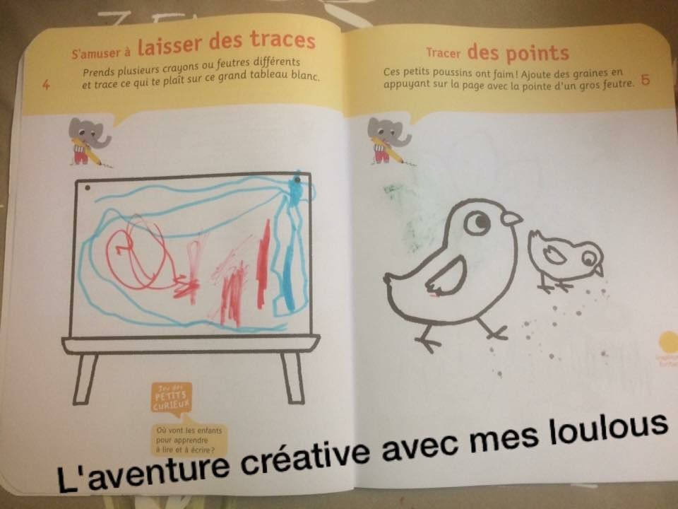 Maternelle ma toute petite section Gallimard Jeunesse