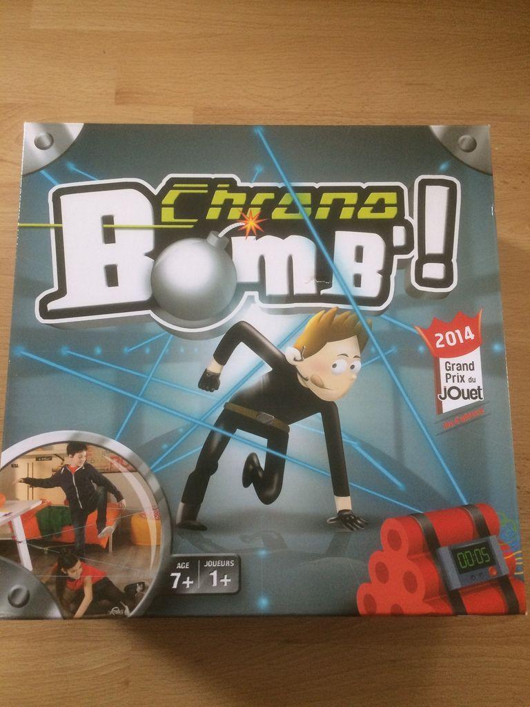 Chrono Bomb Dujardin