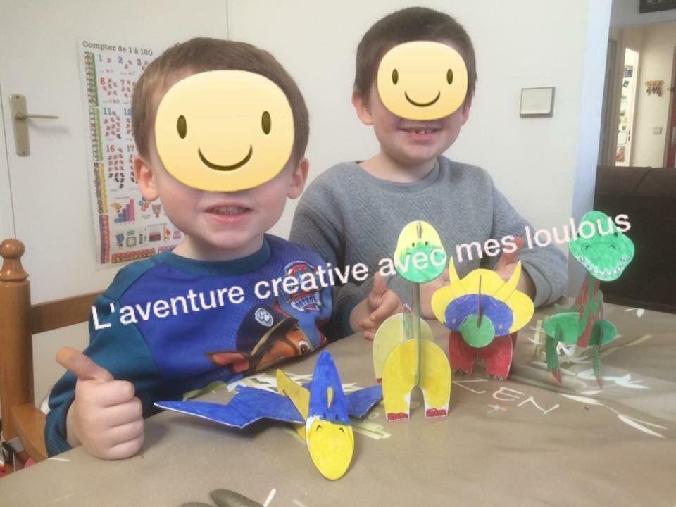 Dinosaures Stokomani