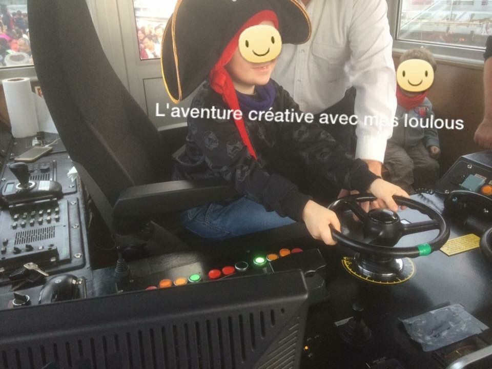 Opération Mouch'Aillon La Compagnie des Bateaux Mouches
