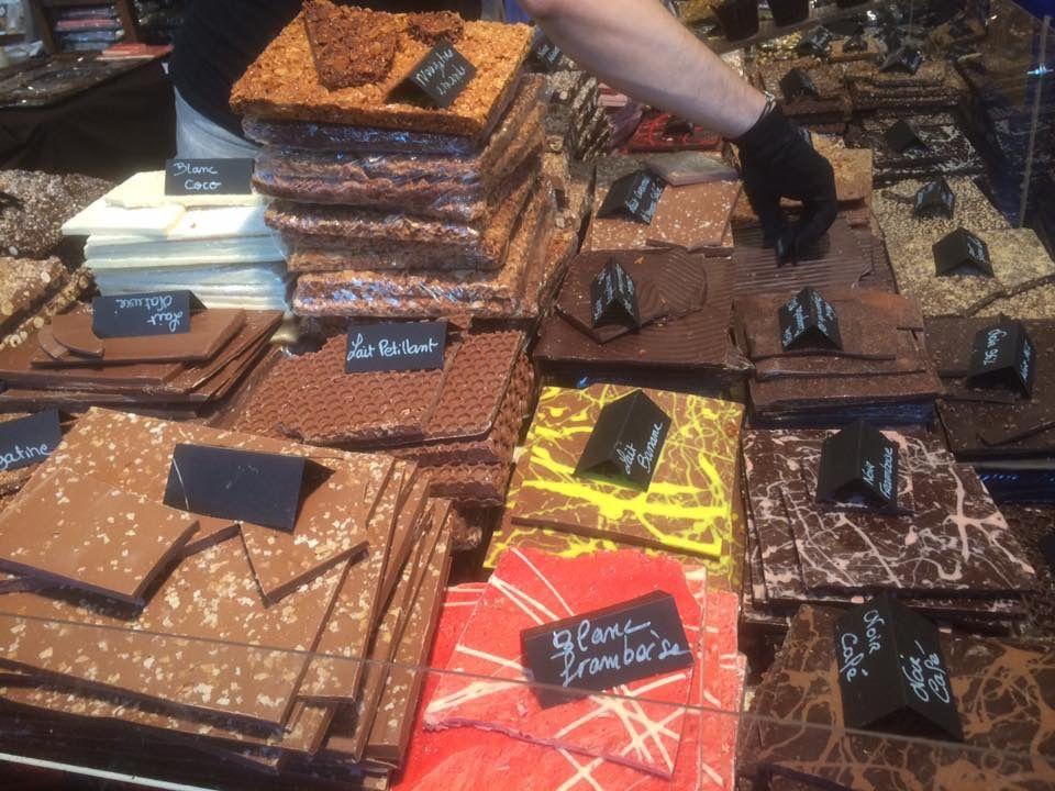 Salon du chocolat Paris 2017
