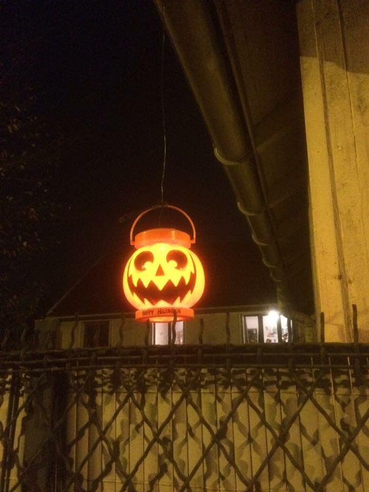 Parcours à énigmes Halloween association Vibre