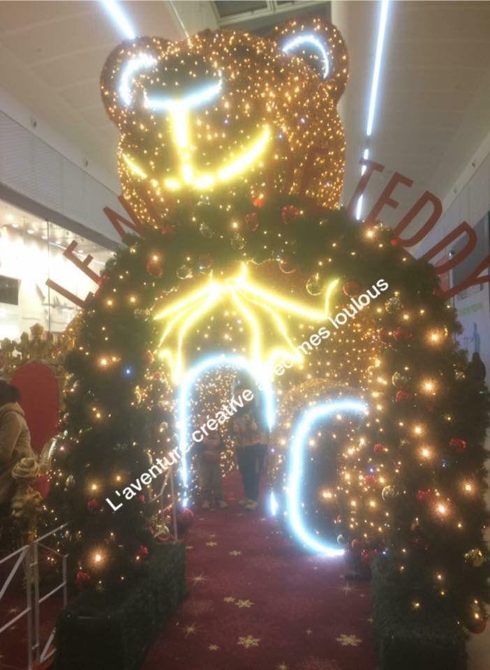 Noël 2017 à Aéroville