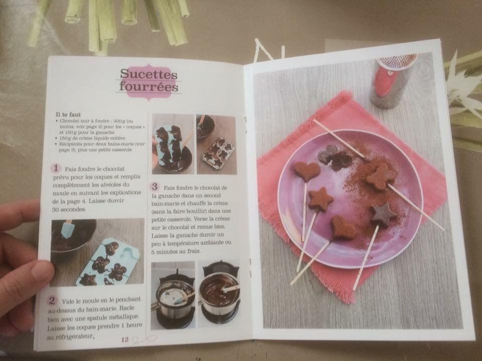 Ma malle à chocolat Fleurus