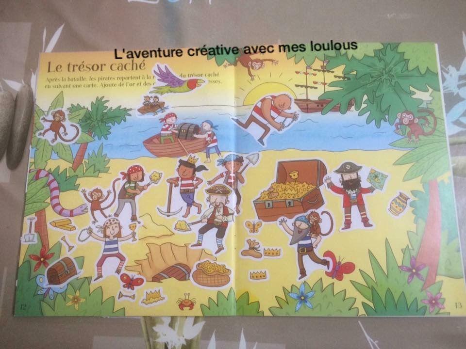 Les pirates Usborne
