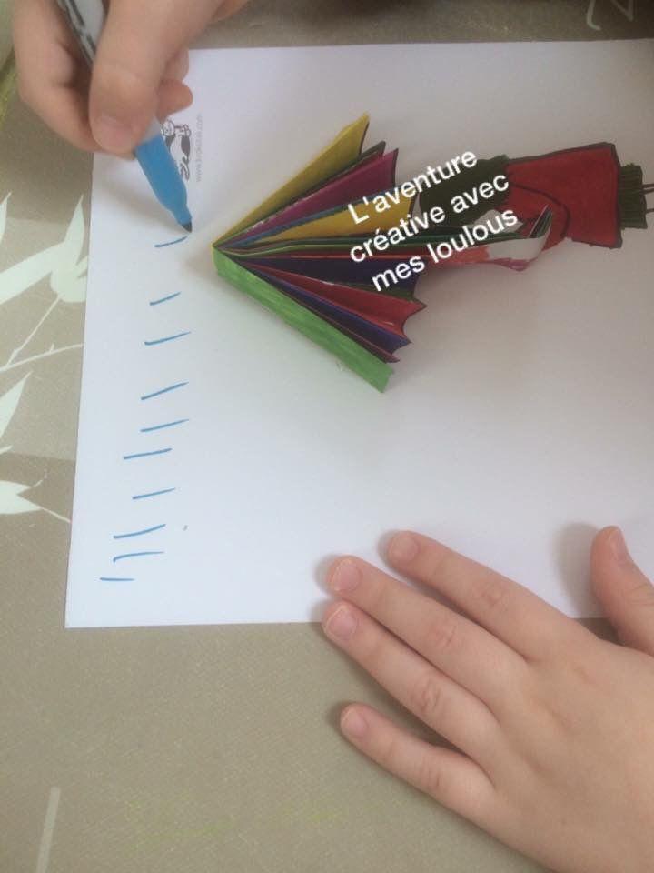 Parapluies en papier