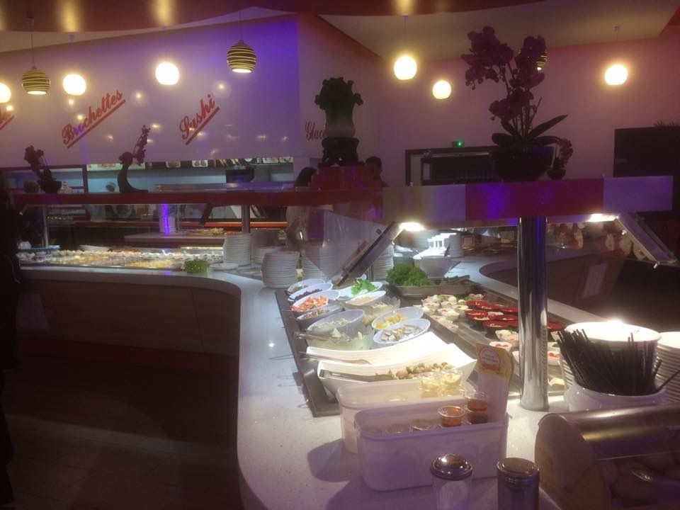 Wafu restaurant