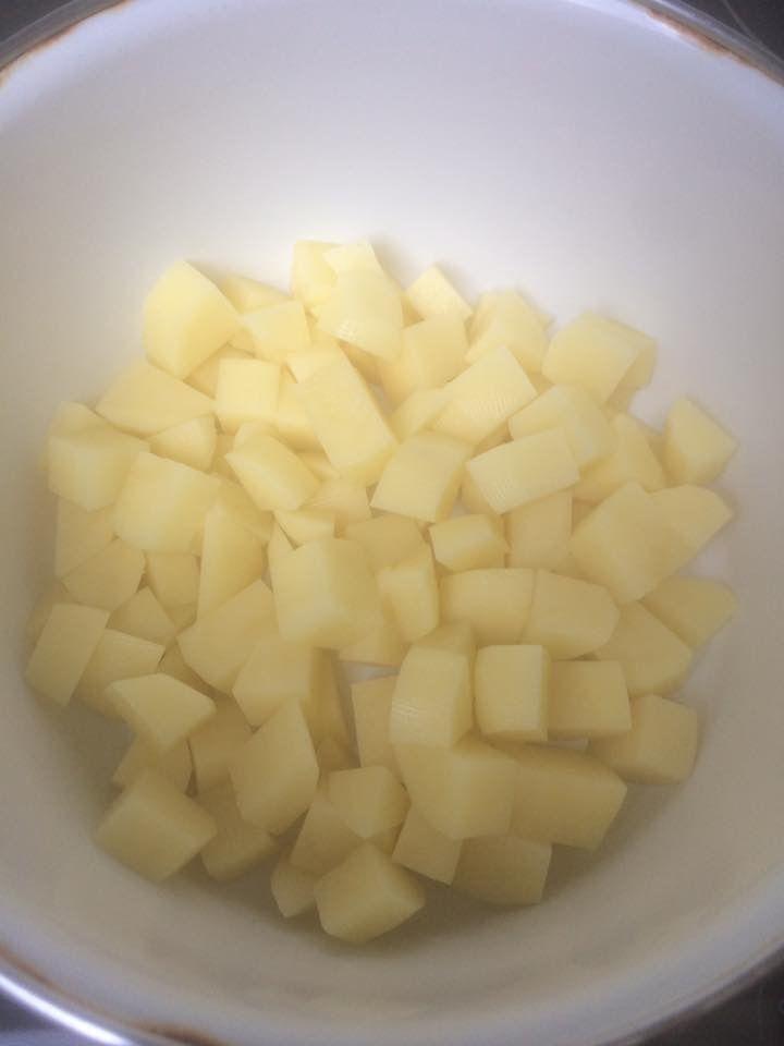 Tartines jambon/raclette