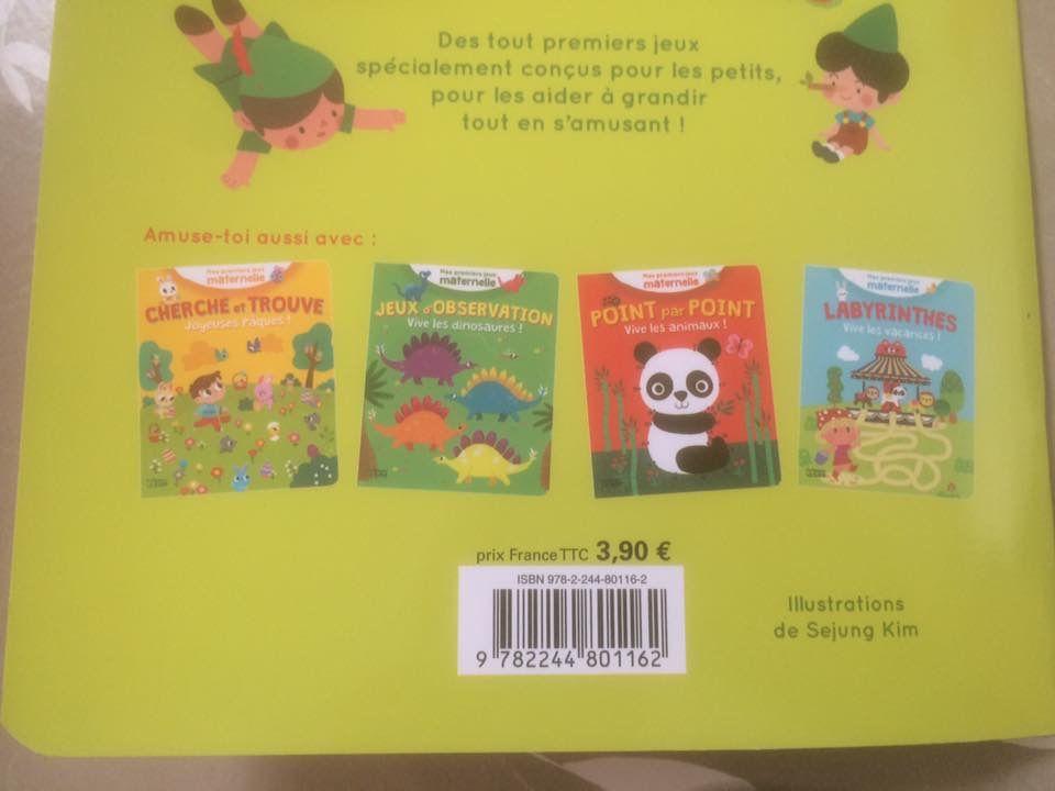 Mes premiers jeux maternelle Labyrinthes Vive les contes ! Lito