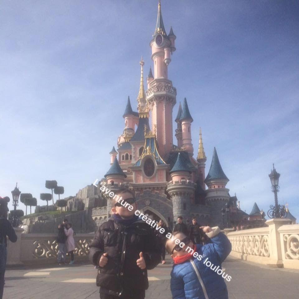 Disneyland Paris Mars 2018
