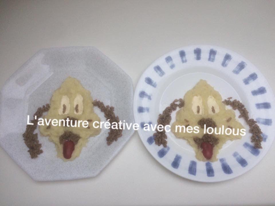 Pluto dans l'assiette