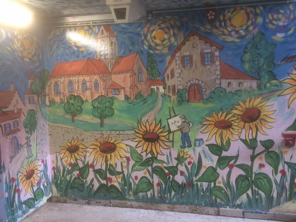Randoland Sur les traces de Van Gogh