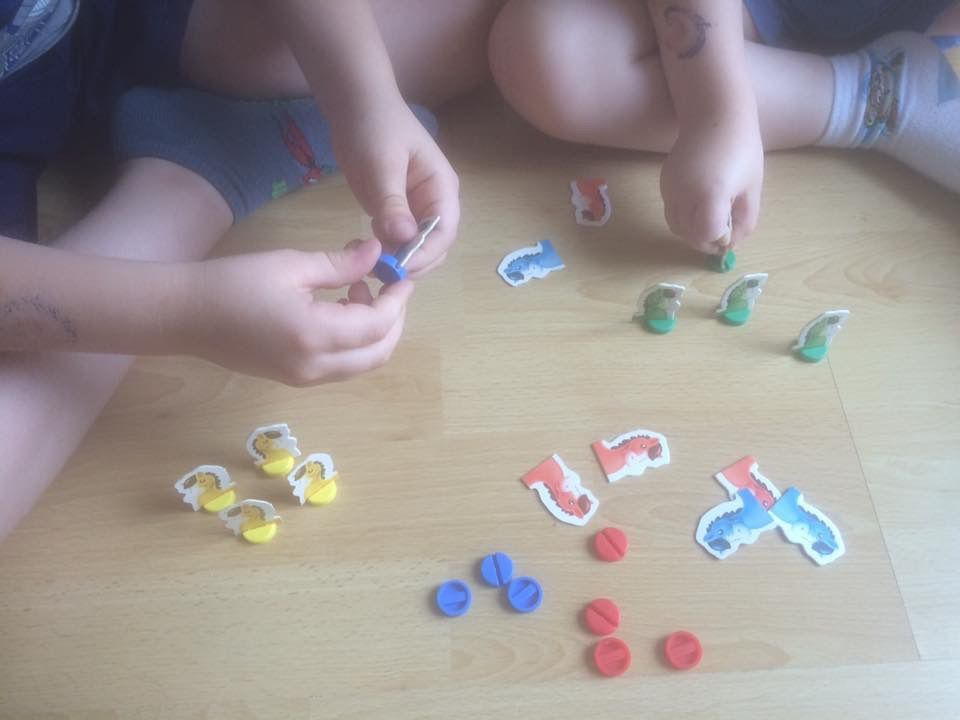 Mallette 2 jeux en 1 Educa France