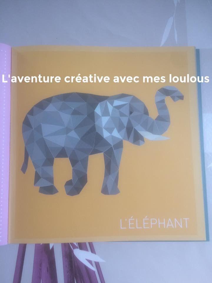 Mes tableaux en stickers Animaux du zoo 1.2.3 éditions