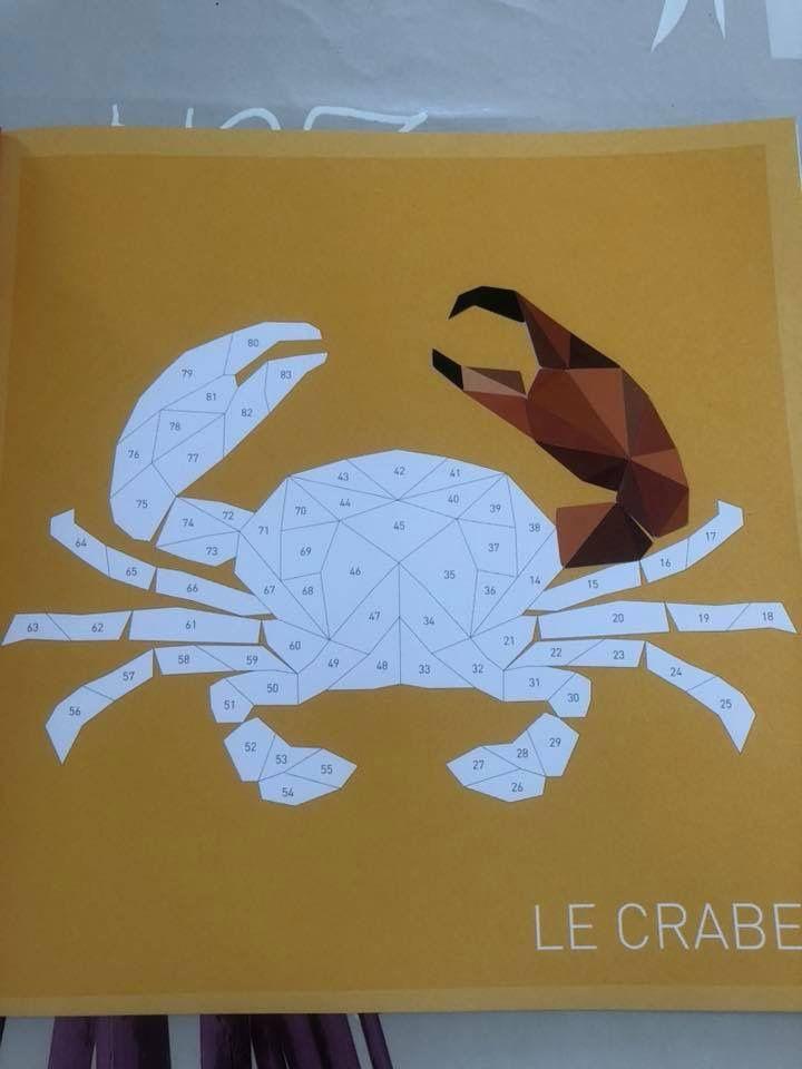 Mes tableaux en stickers Animaux des océans 1.2.3 Soleil