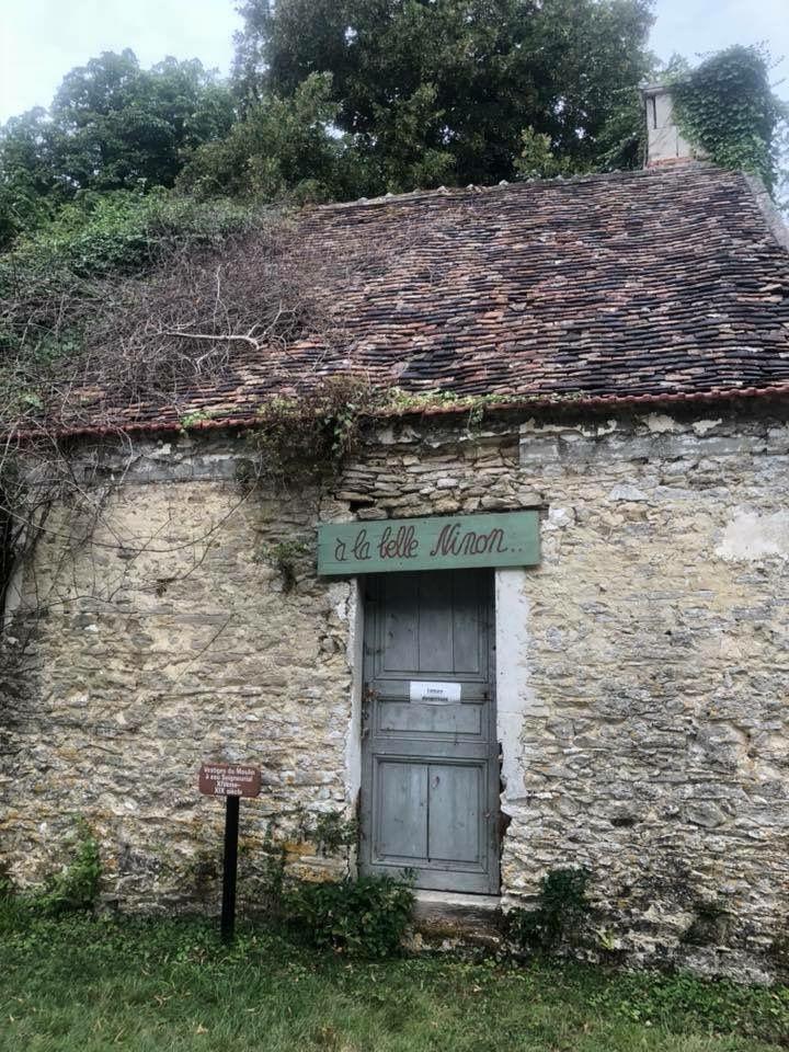 Le Domaine de Villarceaux Chaussy (95)